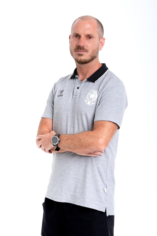 Humberto Samper - Coordinador de Fútbol 11