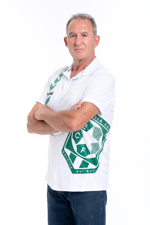 Quique Santana - Coordinador de Fútbol 8